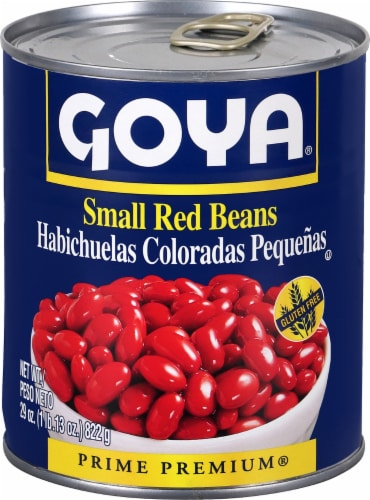 Goya Small Red Beans Perspective: front