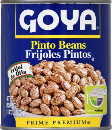 Goyo Pinto Beans Perspective: front