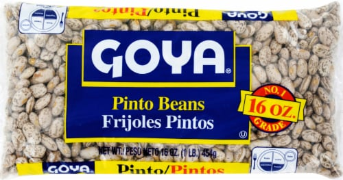 Goya Pinto Beans Perspective: front