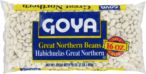 Goya Great Northern Beans Perspective: front