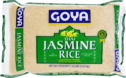 Goya Thai Jasmine Rice Perspective: front