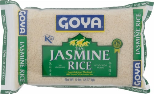 Goya Jasmine Rice Perspective: front