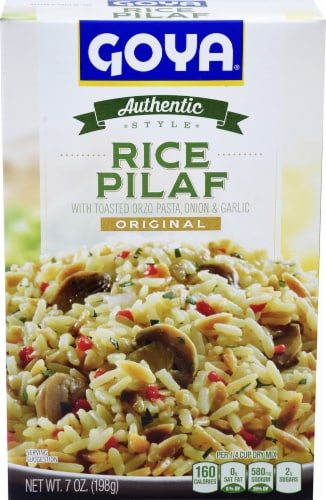 Goya Authentic Style Original Rice Pilaf Perspective: front