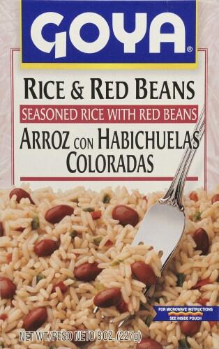 Fred Meyer Goya Rice Red Beans