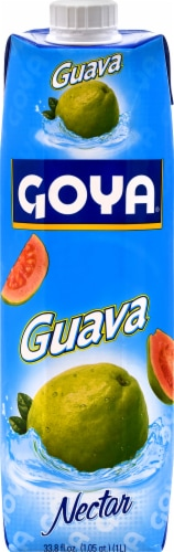 Goya Guava Nectar Perspective: front