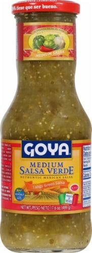 Goya Medium Salsa Verde Perspective: front