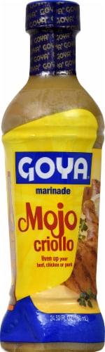 Goya Mojo Criollo Marinade Perspective: front