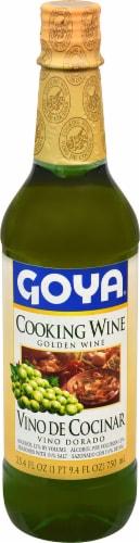 Goya Golden Cooking Wine Perspective: front