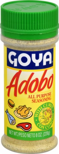 Goya Adobo All Purpose Seasoning with Cumin Perspective: front