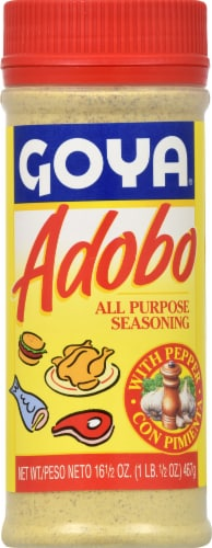 Goya Adobo All Purpose Seasoning Perspective: front