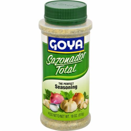Goya® Sazonador Total Perfect All-Purpose Seasoning Perspective: front