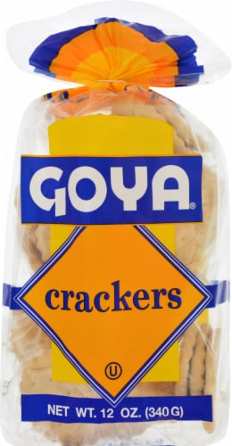 Goya Tropical Crackers Perspective: front