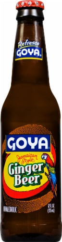 Goya Refresco Ginger Beer Perspective: front