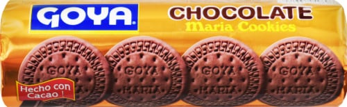 Goya Maria Chocolate Cookies Perspective: front