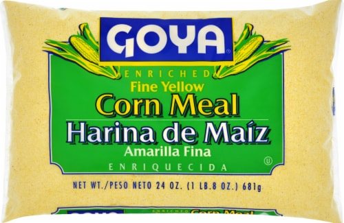 Goya Fine Yellow Corn Meal Perspective: front