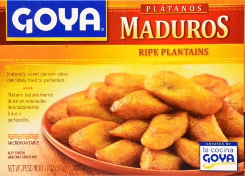 Goya Ripe Plantains Perspective: front