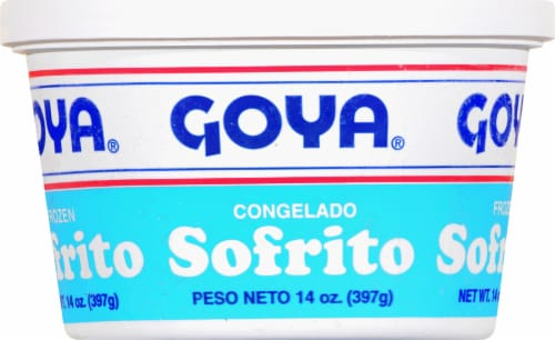 Goya Frozen Sofrito Perspective: front