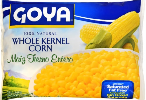 Goya Whole Kernel Corn Perspective: front
