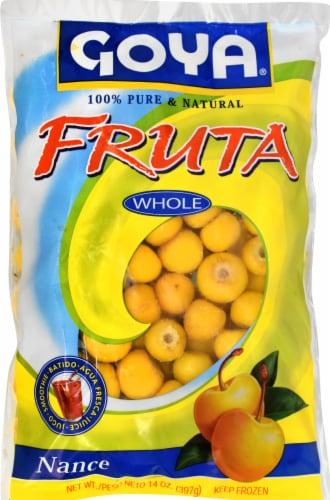 Goya Fruta Whole Nance Perspective: front