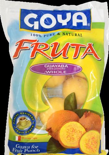 Goya Fruta Whole Guayaba Perspective: front