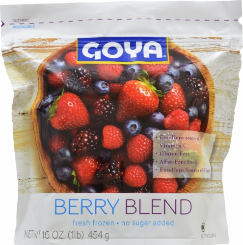 Goya Berry Blend Perspective: front