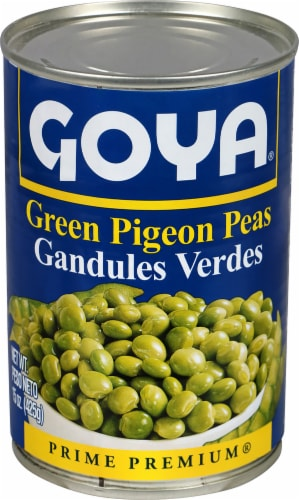 Goya Green Pigeon Peas Perspective: front