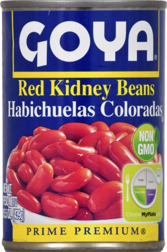 Goya Red Kidney Beans Perspective: front