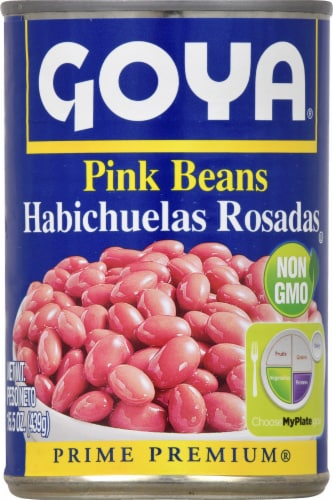 Goya Pink Beans Perspective: front