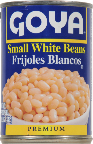 Goya White Beans Perspective: front