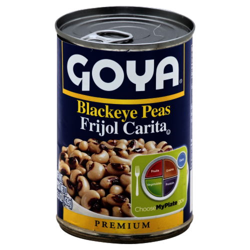 Goya Blackeyed Peas Perspective: front
