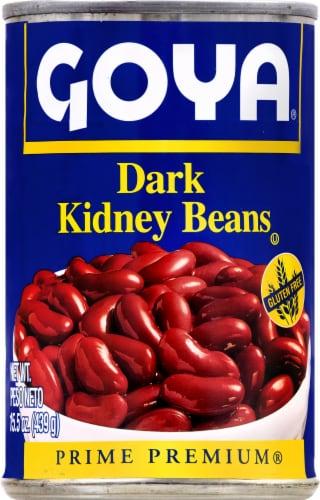Goya Dark Red Kidney Beans Perspective: front