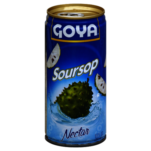 Goya Soursop Nectar Perspective: front
