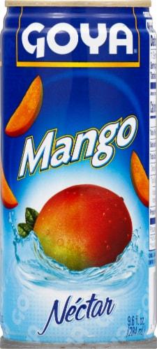 Goya Mango Nectar Juice Drink Perspective: front
