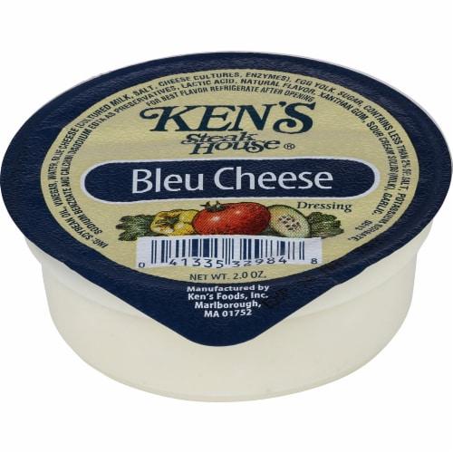 Ken's Steak House Bleu Cheese Dressing Perspective: front