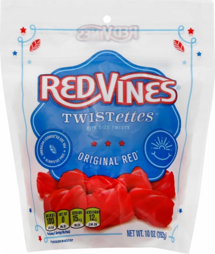Red Vines Original Red Twistettes Perspective: front