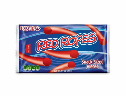 Red Vines Red Ropes Perspective: front