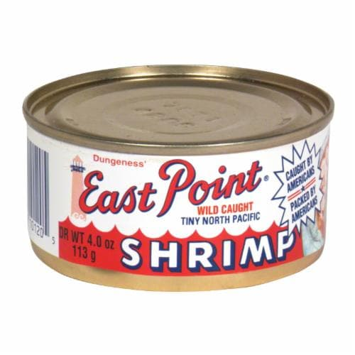 East Point Shrimp Perspective: front