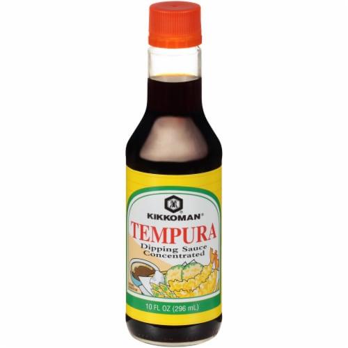 Kikkoman Tempura Dipping Sauce Perspective: front