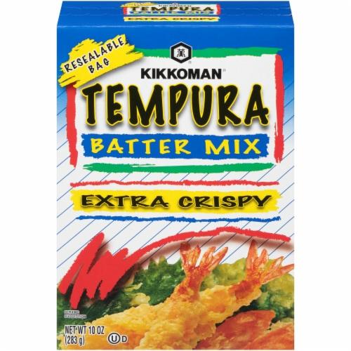 Kikkoman Extra Crispy Tempura Batter Mix Perspective: front