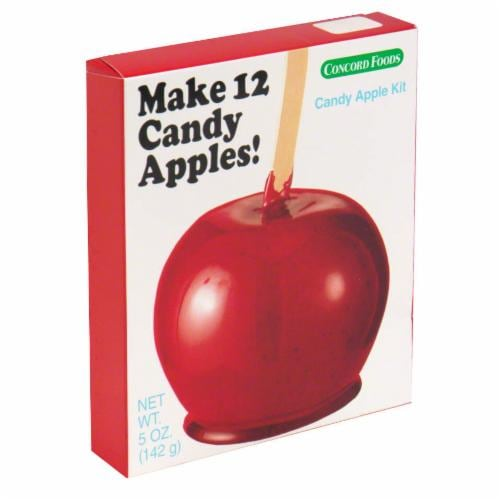 Concord Foods Candy Apple Kit Perspective: front