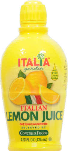 Italia Lemon Juice Perspective: front