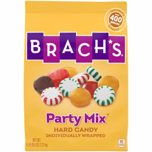 Brach's Party Mix Perspective: front