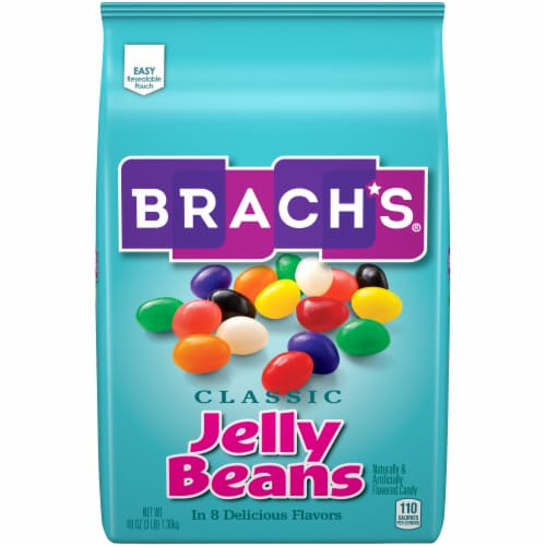 Brach's Classic Jelly Beans Perspective: front