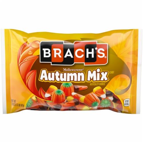 Brach's® Mellowcreme Autumn Mix Candy Perspective: front