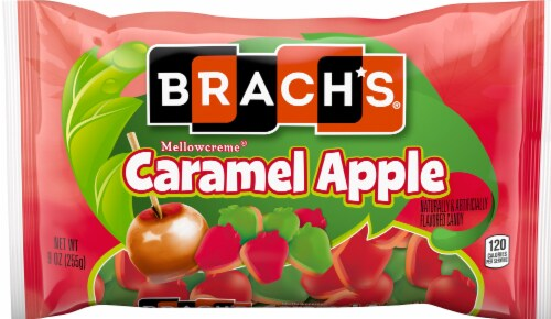 Brach's® Mellowcreme Caramel Apple Candy Perspective: front