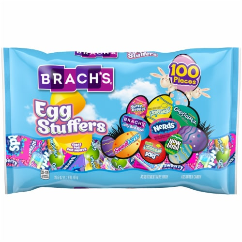 Brach's Egg Stuffers Mix Easter Candy Perspective: front