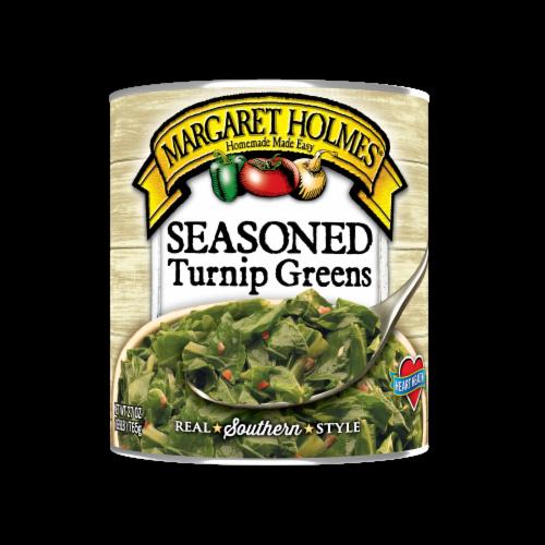 Margaret Holmes Seasoned Turnip Greens Perspective: front