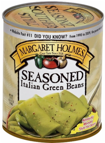 Margaret Holmes Seasoned Italian Green Beans Perspective: front