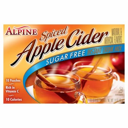 Alpine™ Sugar Free Apple Cider Perspective: front