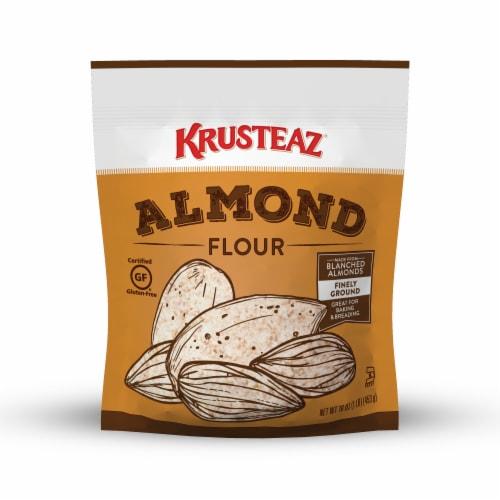Krusteaz Almond Flour Perspective: front